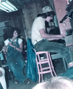 Riverside 1974 Talent Show w:Nancy Curits
