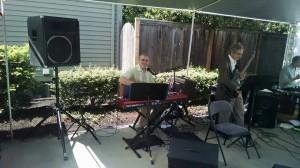 Performing during HB break