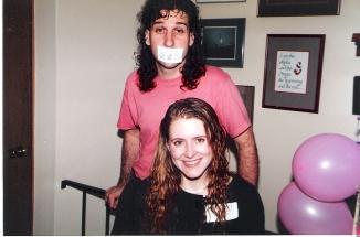 Dean and Leana 1990